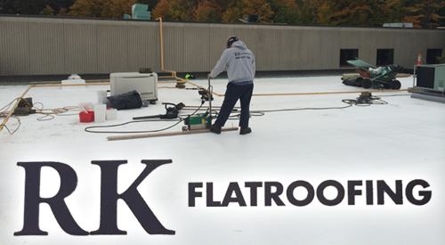 About RK Flat Roofing